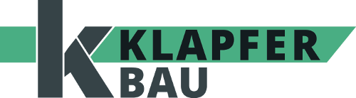 Logo Klapfer Bau 500 transparent
